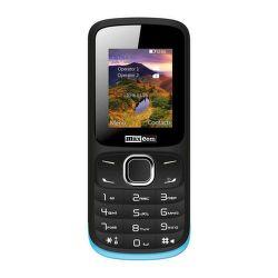 Maxcom MM128 Dual SIM čierny