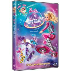 Bonton DVD Barbie: Ve hvězdách