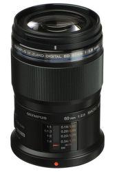 Olympus M.ZUIKO ED 60mm f/2,8 Macro (čierny)