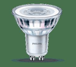 Philips Lighting 4,6W (50 W) GU10 WW 36D