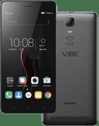 Lenovo Vibe K5 Note FP dual SIM tmavo šedý