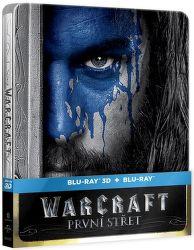 Warcraft: Prvý stret - 3D Blu-ray film
