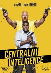 Centrálna inteligencia - DVD film