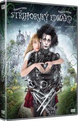Střihoruký Edward - DVD film