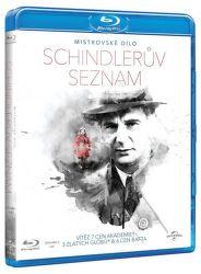 Schindlerův seznam - Blu-Ray film