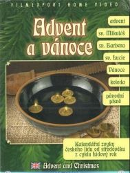 Advent a vánoce - DVD film