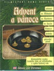 Advent a vánoce - DVD film