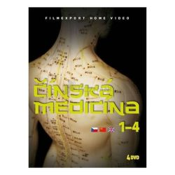Čínská medicína, 4ks - DVD film