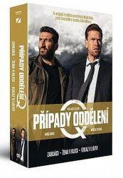 Prípady oddelenie Q - 3x DVD