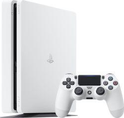 Sony PlayStation 4 Slim 500GB (biela)