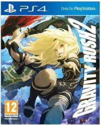 Gravity Rush 2 - PS 4