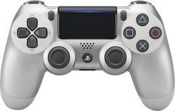 Sony PS4 Dualshock Controller v2 strieborný