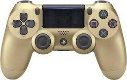 Sony PS4 Dualshock Controller v2 zlatý
