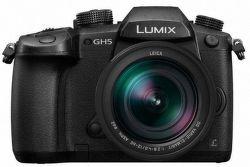 Panasonic Lumix DC-GH5 čierny + Leica DG Vario-Elmarit 12-60 mm