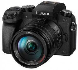 Panasonic Lumix DMC-G7 + G Vario 14-140mm (čierny)