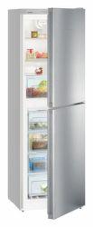 LIEBHERR Cnel 4213 (nerez) - kombinovaná chladnička
