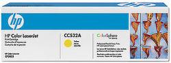 HP CC532A YELLOW TONER PRE LASERJET CP2025/CM2320