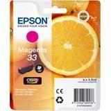 EPSON 33 magenta - atrament