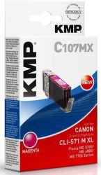 KMP C107MX XL magenta
