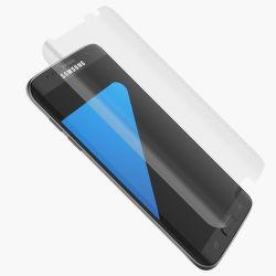 SAMSUNG Ochranná fólia pre S7 Edge (priehľadná)
