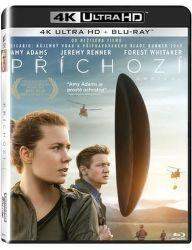 Příchozí - 2xBD (Blu-ray + 4K UHD film)