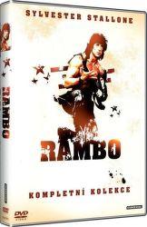 Rambo 1-3 - DVD film