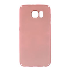 Winner Galaxy S6 ružové puzdro velvet