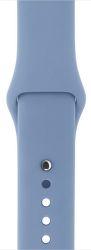 Apple Watch 38mm S/M & M/L azúrový športový remienok