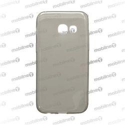 Mobilnet Gumené puzdro pre Samsung Galaxy A3 2017 šedé