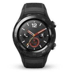 Huawei Watch W2 S čierne