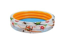 Marimex Lietadlá detský nafukovací bazén