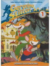 Myšák Geronimo Stilton 1 - DVD film