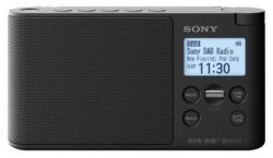 Sony XDR-S41DB čierne