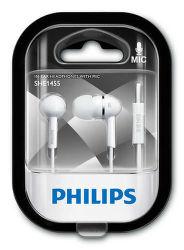 Philips SHE1455WT/10 biele
