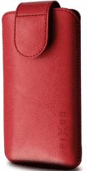 Fixed Sarif 5XL+ červené puzdro so zatváraním