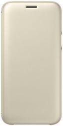 Samsung Flipové puzdro pre Galaxy J5 2017 zlaté
