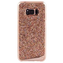 Case-Mate Brilliance Puzdro na Samsung Galaxy S8 Plus ružové