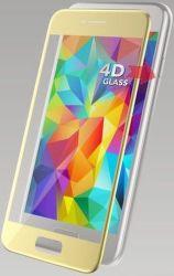 Sturdo 4D ochranné sklo Samsung Galaxy A3 2017 zlaté