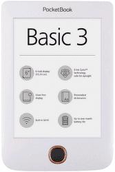 PocketBook 614+ Basic 3 biela