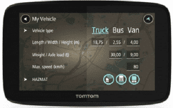 TomTom GO Professional 620 Lifetime