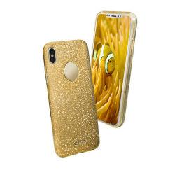 SBS Sparky puzdro pre Apple iPhone X a Xs, zlatá