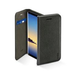 SBS knižkové puzdro pre Samsung Galaxy Note8 čierne