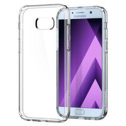 SPIGEN Galaxy A5 2017 Case Ultra Hybrid, transparentné
