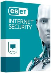 Eset Internet Security 2018 1 PC / 1 rok