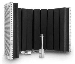 Auna MP32 MKII strieborný mikrofónový absorbčný panel
