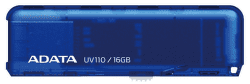 A-DATA UV110 16GB USB 2.0 modrý