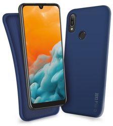 SBS Polo puzdro pre Huawei Y6 2019/Y6 Pro 2019, modrá