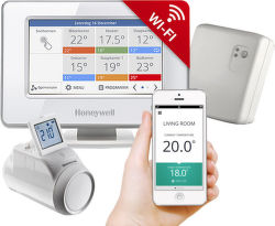 Honeywell Evohome Set