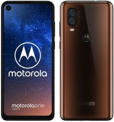 Motorola One Vision bronzový