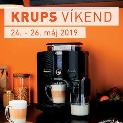 Víkend s kávou Krups